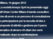 EXPO 2015 MILANO Giuliano Pisapia: Parco tematico verrà realizzato dopo Expo Milano 2015, Arexpo raccolta idee