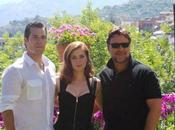 cast L'Uomo d'Acciaio sbarca Taormina Film Festival 2013 Ecco foto dell'evento