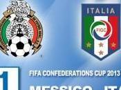 Confederations Cup: questa sera alle Italia-Messico