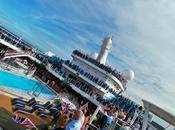 diretta Royal Princess: giorno partenza Southampton Grande Crociera Inaugurale