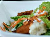Buffalo Chicken Tenders Caesar Salad l'MTC giugno