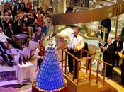 diretta Royal Princess: giorno serata gala aree soli adulti 'Retreat Pool' 'The Sanctuary'