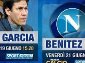 presentazioni Garcia Benitez diretta Premium Calcio