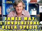 """alle 21.15 """"James May: l'involuzione della specie"""","""