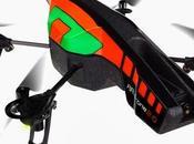Parrot AR.Drone 2.0: Volare lontano, veloce, alto! [Com. Stampa]