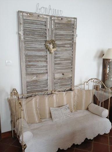 riciclo creativo vecchi infissi paperblog. Black Bedroom Furniture Sets. Home Design Ideas