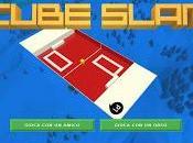 Esperimenti Chrome: Cube Slam WebRTC