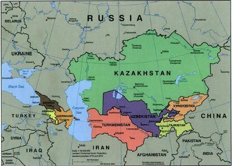 Asia-Centrale