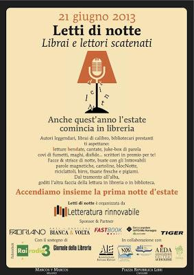 Estate fa rima con Libro?!