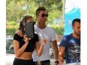 Cristiano Ronaldo Irina Shayk insieme York (foto)