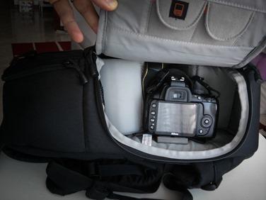 Lowepro 202 Aw Zaino Fotografico Nato Per Il Viaggio E La