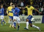 Nove Mondiali campo, Italia Brasile (diretta 1/HD Sport