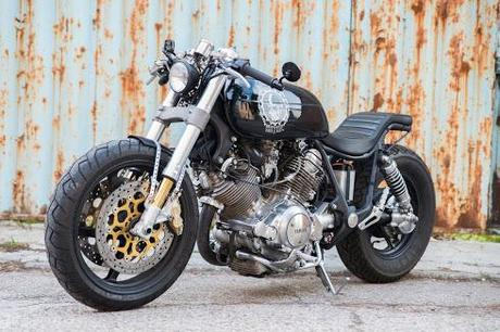 The Dragger by Dogma Motorcycles