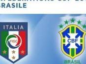 Stasera Italia-Brasile: Prandelli rivoluziona Nazionale