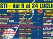"""XVIII edizione """"Astimusica"""", luglio Cordepazze Management Dolore Post Operatorio, Asti"""