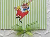"Palette confetti ""Alice Wonderland"" Alice Wonderland cards"