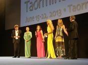 TaoFilmFest Premiati Gigi Proietti Marisa Tomei. Tributo James Gandolfini