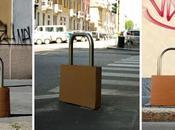 Repubblica Milano: Milano città blindata: lucchetti sono cartone