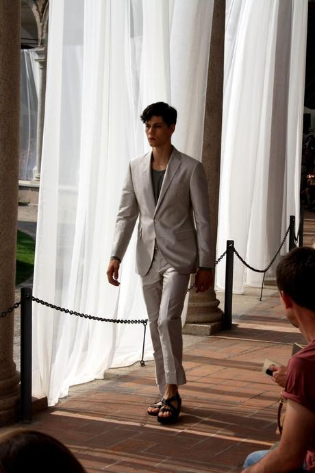 Milan Men Fashion Week: Day 1