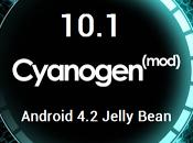 Cyanogenmod 10.1: rilasciata CM10.1 Nightly giugno 2013