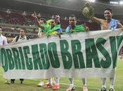 Confederations Cup, verso semifinali