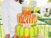 torta fluo festa fluo!