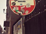 """Qualche pazzo furioso fuori testa continua chiamarla """"street art""""."""