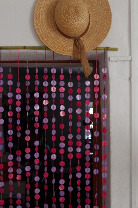 tende fai da te con riciclo ~ idee di design nella vostra casa