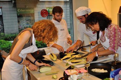 involtini di melanzaneper una divertente gara di cucina