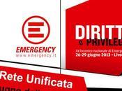 Diritti Privilegi, parole dell'Incontro Nazionale Emergency 2013 [Live Streaming]