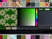 Creare pattern siti Pattern Cooler