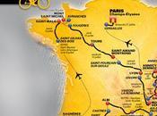 percorso tour france 2013, edizione numero