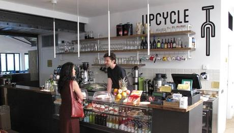 UPCYCLE Cafè urban bike cafè Milano
