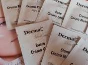 Collaborazione Dermat Preview linea viso/corpo