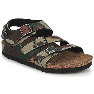 87f93d6c5e50f6 Youth Birkenstocks Mens Sandles Size 15