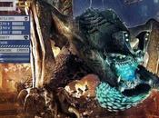 Finalmente Pacific character poster dedicato mostro Kaiju