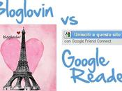 Bloglovin Google Reader