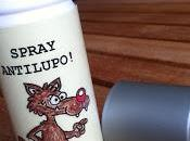 ...lo spray anti-lupo!!