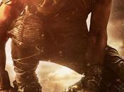 Diesel agguerrito nuovo bellissimo poster Riddick