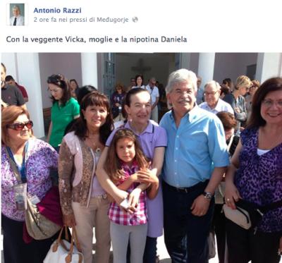 Antonio razzi e le veggenti paperblog for Commissione esteri camera