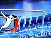 """Stasera prima serata Canale finalissima """"Jump! tuffo"""""""