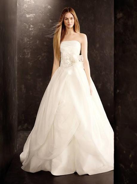 Abiti Da Sposa Vera Wang.White By Vera Wang 2013 Wedding Dresses Paperblog