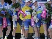 Cronosquadre all'Orica Greenedge, Gerrans giallo