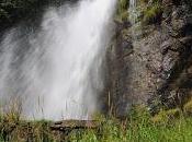 leggenda della cascata d'Arlaz.