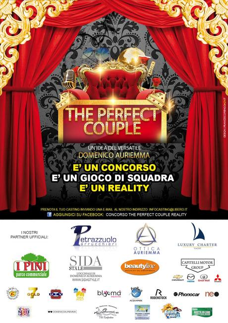 the perfect couple reality show 2013 napoli