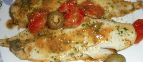 Filetti di nasello alla siciliana paperblog for Cucinare nasello