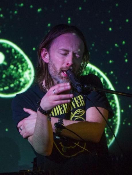 Atoms For Peace: la Nuova Pelle di Thom Yorke