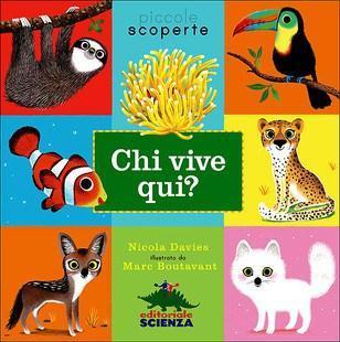 Libro sugli animali per bambini piccoli paper