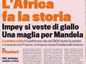 ciclista africano testa Tour France