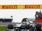 Germania. Hamilton Mercedes nelle prime libere